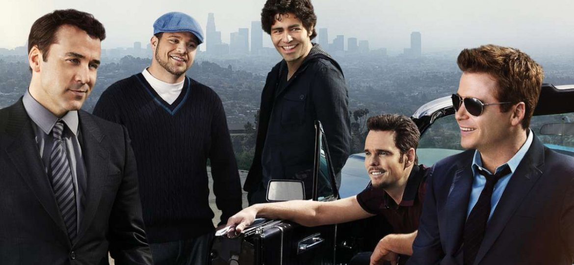 What sunglasses do they wear in Entourage?